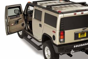 Exterior - Running Boards & Nerf Bars - AMP Research - AMP Research PowerStep Electric Running Board 75107-01A