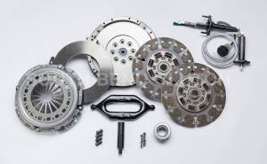 Transmissions & Parts - Manual Transmission Parts - South Bend Clutch - South Bend Clutch Organic Street Dual Disc SDD3250-GK-ORG