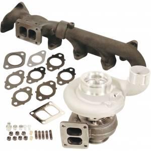 Turbos & Accessories - Turbos & Kits - BD Diesel - BD Diesel BD Iron Horn 6.7L Cummins Turbo Kit S363SXE/80 0.91AR Dodge 2007.5-2018 1045293