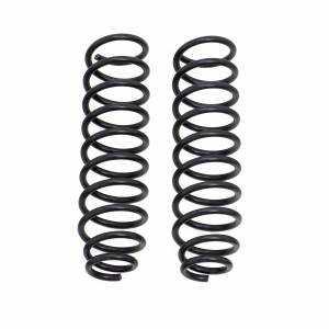 Suspension - Leaf Springs & Accessories - ReadyLift - ReadyLift 2007-17 JEEP JK 2.5'' Front Coil Springs 47-6724F