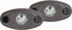 Lighting/Electrical - Off Road Lights - RIGID Industries - RIGID Industries A-SERIES HP TRIPLX WW /2 482253