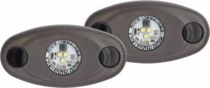 Lighting/Electrical - Off Road Lights - RIGID Industries - RIGID Industries A-SERIES HP TRIPLX GRN /2 482303