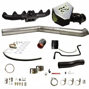 Turbos & Accessories - Turbos & Kits - BD Diesel - BD Diesel BD Rumble B Turbo Install Kit, S400 - Dodge 2013-2018 6.7L 1045704