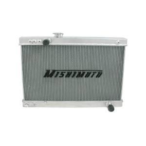 Engine Cooling - Radiators - Mishimoto - Mishimoto Mishimoto Universal Performance Aluminum Radiator MMRAD-UNI-26