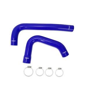 Engine Cooling - Cooling Parts - Mishimoto - Mishimoto Dodge Ram 6.7L Cummins Silicone Hose Kit, 2015+ MMHOSE-RAM-15BL