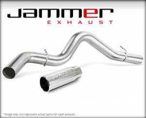 Exhaust Components - Upgrade Pipe - Edge Products - Edge Products Jammer Exhaust 37764