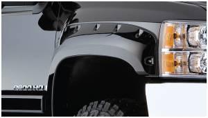 Exterior - Fenders & Flares - Bushwacker - Bushwacker FENDER FLARES CUTOUT STYLE 2PC 40097-02