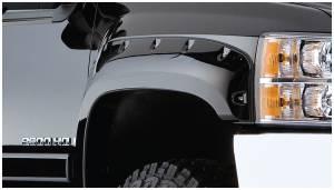 Exterior - Fenders & Flares - Bushwacker - Bushwacker FENDER FLARES CUTOUT STYLE 2PC 21027-11