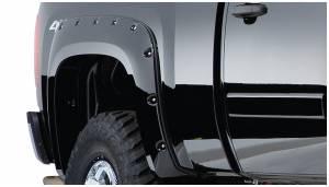 Exterior - Fenders & Flares - Bushwacker - Bushwacker FENDER FLARES CUTOUT STYLE 2PC 21028-11
