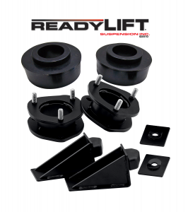 Suspension - Lift Kits - ReadyLift - ReadyLift 2009-12 DODGE-RAM 1500 2.5'' Front with 1.5'' Rear SST Lift Kit 69-1030