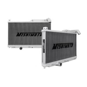 Engine Cooling - Radiators - Mishimoto - Mishimoto Mishimoto Universal Performance Aluminum Radiator MMRAD-UNI-25