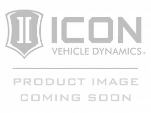 ICON Vehicle Dynamics - ICON Vehicle Dynamics 2.5 X 13 SHOCK BOOT BLACK (PAIR) 252008
