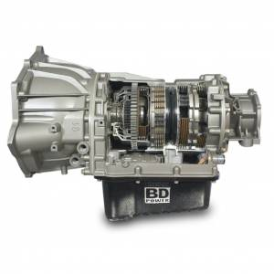 Transmissions & Parts - Automatic Transmission Assembly - BD Diesel - BD Diesel Transmission - 2007-2010 Chev LMM Allison 1000 4wd 1064744