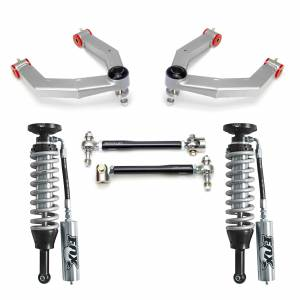 Suspension - Lift Kits - ReadyLift - ReadyLift 2007-18 TOYOTA TUNDRA 3'' Adj Front Coil Over Lift Kit 44-5475