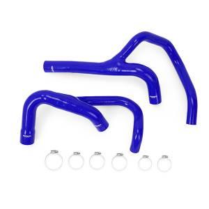 Engine Cooling - Cooling Parts - Mishimoto - Mishimoto Dodge Ram 6.7L Cummins Silicone Hose Kit, 2013-2014 MMHOSE-RAM-13BL