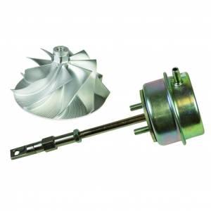 Turbos & Accessories - Turbos & Kits - BD Diesel - BD Diesel Billet Wheel & Waste Gate Combo Kit - 1999.5-2003 7.3L Ford OEM/Garrett Turbo 1047002