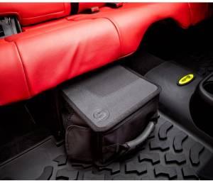 Interior - Seat Covers - Bestop - Bestop RoughRider Underseat Organizer - Jeep 2007-2018 Wrangler JK 2DR & 4DR 54131-35