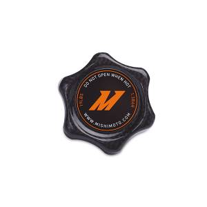 Engine Cooling - Cooling Parts - Mishimoto - Mishimoto Carbon Fiber 1.3 Bar Radiator Cap, Small MMRC-13-SMCF