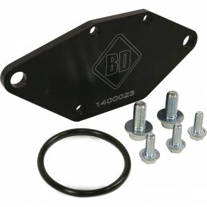 Performance - Engine Parts - BD Diesel - BD Diesel BD Cummins Killer Frost Plug Plate - Dodge 2003-2018 5.9L/6.7L 1040023