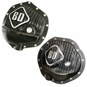 Axle Components - Differential Covers - BD Diesel - BD Diesel Differential Cover Pack, Front & Rear - Dodge 2500 2003-2013 / 3500 2003-2012 1061827