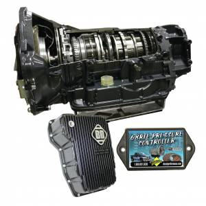 Transmissions & Parts - Automatic Transmission Assembly - BD Diesel - BD Diesel BD 68RFE Transmission - Dodge 2007.5-2018 4wd 1064264