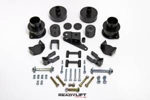 Suspension - Lift Kits - ReadyLift - ReadyLift 2007-17 JEEP JK 3'' SST Lift Kit 69-6000