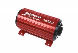 Fuel System - Pumps - Aeromotive Fuel System - Aeromotive Fuel System A1000 Fuel Pump - EFI or Carbureted applications 11101
