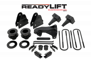 Suspension - Lift Kits - ReadyLift - ReadyLift 2011-16 FORD F250 2.5'' SST Lift Kit with 4'' Rear Blocks - 1 pc Drive Shaft 69-2524