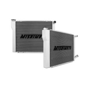Engine Cooling - Radiators - Mishimoto - Mishimoto MishiMotorsports Universal Dual Pass Race Radiator MMRAD-DBP-26