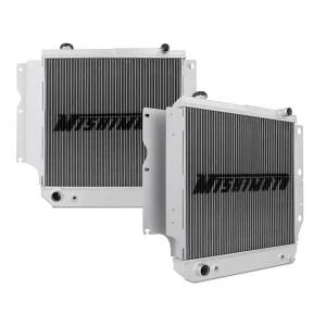 Engine Cooling - Radiators - Mishimoto - Mishimoto Jeep Wrangler YJ and TJ Aluminum Performance Radiator MMRAD-WRA-87