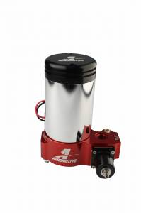 Fuel System - Pumps - Aeromotive Fuel System - Aeromotive Fuel System A2000 Drag Race Carbureted Fuel Pump 11202