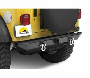 Exterior - Bumpers - Bestop - Bestop  44902-01