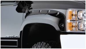 Exterior - Fenders & Flares - Bushwacker - Bushwacker FENDER FLARES CUTOUT STYLE 4PC 40949-02