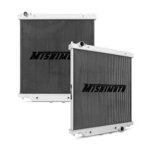 Engine Cooling - Radiators - Mishimoto - Mishimoto Ford 6.0L Powerstroke Aluminum Radiator MMRAD-F2D-03