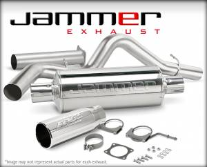 Exhaust Components - Upgrade Pipe - Edge Products - Edge Products Jammer Exhaust 27633