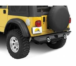Exterior - Bumpers - Bestop - Bestop  42903-01