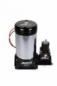 Fuel System - Pumps - Aeromotive Fuel System - Aeromotive Fuel System A3000 Drag Race Carbureted Fuel Pump; Regulator Only (Pre-Filter NOT Included) 11222