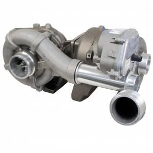 Turbos & Accessories - Turbos & Kits - BD Diesel - BD Diesel Exchange Twin Turbo Assembly - Ford 2008-2010 6.4L PowerStroke 179514-B