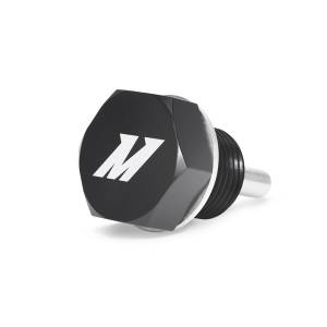Performance - Oil System & Parts - Mishimoto - Mishimoto Magnetic Oil Drain Plug M18 x 1.5, Black MMODP-1815B