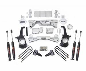 Suspension - Lift Kits - ReadyLift - ReadyLift 2011-18 CHEV/GMC 2500/3500HD 5-6'' Lift Kit with SST3000 Shocks 44-3050