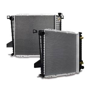Engine Cooling - Radiators - Mishimoto - Mishimoto 1995-1997 Ford Ranger 2.3L Radiator Replacement R1726-AT