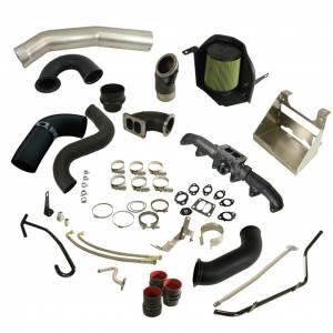 Turbos & Accessories - Turbos & Kits - BD Diesel - BD Diesel BD Cummins 6.7L Cobra Turbo Install Kit w/S400 Secondary Dodge 2010-2012 1045762