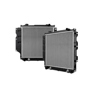Engine Cooling - Radiators - Mishimoto - Mishimoto Jeep Wrangler YJ, L4, & L6 OEM Replacement Radiator R1015