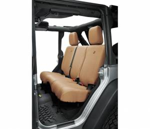 Interior - Seat Covers - Bestop - Bestop  29284-04