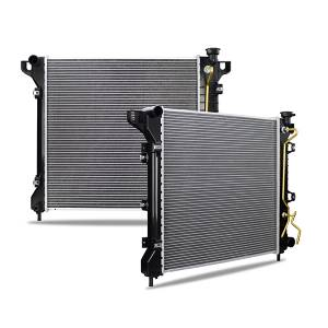 Engine Cooling - Radiators - Mishimoto - Mishimoto 1997-1999 Dodge Dakota 3.9L/5.2L/5.9L Radiator Replacement R1905-AT
