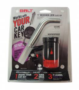 Towing - Receivers & Hitches - BOLT - BOLT 1/2IN. RECEIVER LOCK GM EARLY MODEL 7019341