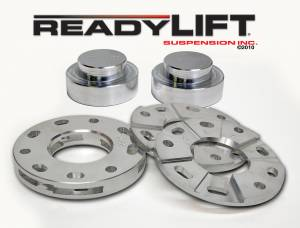 Suspension - Lift Kits - ReadyLift - ReadyLift 2007-18 GM AVLNCH/TAH/SUB/YUK XL/ESCLDE 1''-1.5''F Adj with 1''Rear SST Lift Kit 69-3010
