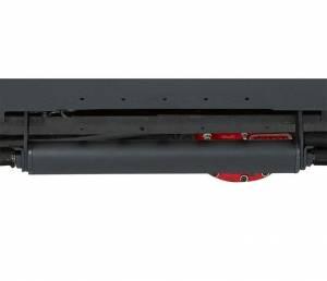 Exterior - Bumpers - Bestop - Bestop Departure Roller Kit for Rear Modular Bumper - 07-18 Wrangler JK 44942-01