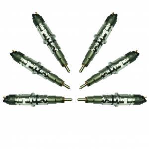 Fuel System - Injectors - BD Diesel - BD Diesel BD 6.7L Cummins CR Injector Set Dodge 2007.5-2018 - Stage 3 120 HP / 53% 1075872