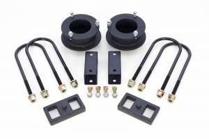 Suspension - Lift Kits - ReadyLift - ReadyLift 2003-13 DODGE-RAM 2500/3500 3.0'' Front with 1.0'' Rear SST Lift Kit 69-1091